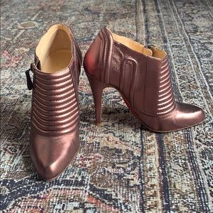 Christian Louboutin Ankle Booties